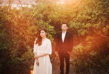 Prewedding Jono & Monic by ASPICTURA