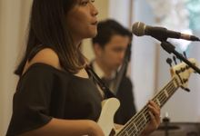 Marshell & Della Wedding by Archipelagio Music