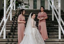 Benny & Sylvia - Wedding by Voyage Production