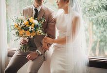 Grace Wedding by Benoite Florist