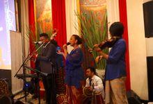 Senandung Orquesta Music Entertainment Kunstkring Paleis Jakarta by Chaka Music