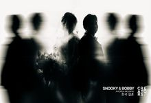 Snooky & Bobby - A Korea Wedding by Creators & Co