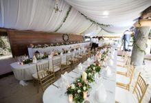 Wedding of G & Z by Event in Mauritius