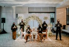 The Wedding S T by Chandira Wedding Organizer
