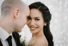 The Wedding of Ribka & Ben by MAXIMUS Pictures