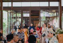 Wedding Day, V & F by Cakravāla Studio