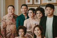 WEDDING OF YOSI AND ARNI by Ozul Photography