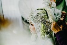 Wedding Ardhi and Diyana by Nomu Photography