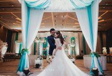Wedding Dimas & Agnes by Novotel Tangerang