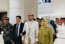 Wedding of Rafini & Hilman by Alexo Pictures