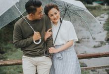 Elment & Christina Prewedding by Bernardo Pictura