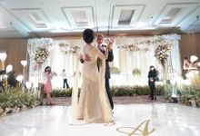 Wedding Anniversary Mr & Mrs Limputra by One Heart Wedding