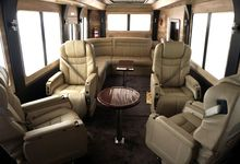 Luxury Bus TRAC by TRAC Bus Services