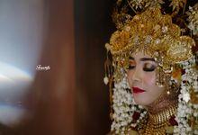 wedding day zain dan kiki by Teras56photography