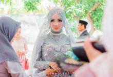 Wedding of Ichwan & Desty by 1st Immagine Photo & Videography