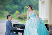 Prewedding Hendra & Elvina by 2M Studio Photo & Bridal