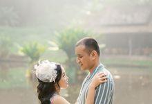 Adit & Natasya Pre-wedding by mavela pictures