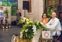 Engagement Party of Daniel&Nadya by DJ Perpi