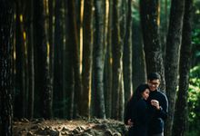 Prewedding of Resti & Adi by Lien Photos