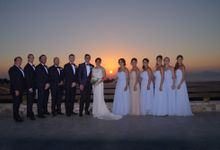 American Greek wedding by Christos Pap Photography