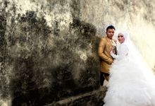 Wedding Ulfie and Ifan by Yossa Yogaswara Photography