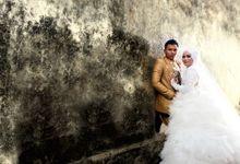 Wedding Ulfie and Ifan by Yossa Yogaswara Photography