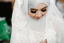 Wedding Riyan & Nadya by Simiasky