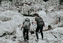 A Hiking Engagement Shoot in Tinipak by Marco Constantino