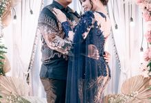 Engagement Lidya & Aziz by Qurotta.imagine