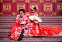 Prewedding Fenxi & Erika by 2M Studio Photo & Bridal