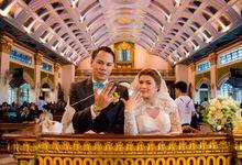 Eugene and Zabrina wedding by Manila Photography