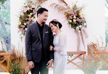Intimate Wedding by Queen Wedding Project