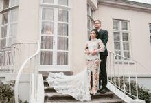 Wedding of  Mr & Mrs Hoefner by Katropholish