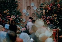 The Wedding Vaughn & Indri by AVIARY Bintaro