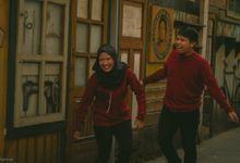 Nissa & Ajie Couple Photos- PagiKalaSenja by PagiKalaSenja