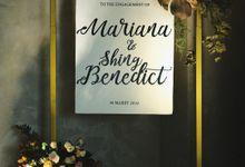 Mariana & Benedict Engagement At Mercure PIK by Fiori.Co