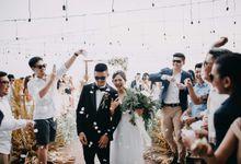 The Wedding of Bernard & Irene by Thematic Wedding