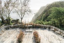The Wedding of Jason & Jilli by Alila Villas Uluwatu