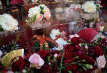 Mahesa & Yuliana's Sangjit by Boosthampers Sangjit Seserahan Bali