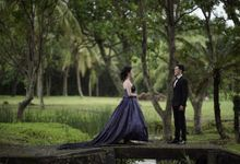 Prewedding Welly & billy by Rosegold
