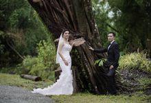 Prewedding Welly & billy by Rosegold