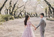 Steven & Yenny - Japan Session by Flawless Pictures