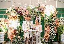 Wedding of Dita and Dani by Pullman Bandung Grand Central