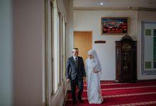 Wedding Indah & Anwar by Madina weddings