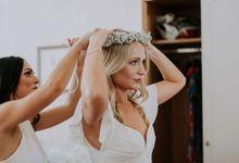Elena Wedding by Antonia Deffenu make-up artist