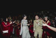 The Wedding of  Naela & Dyar by Bantu Manten wedding Planner and Organizer