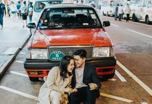 Novella & Moses Prewedding Session by Thepotomoto Photography