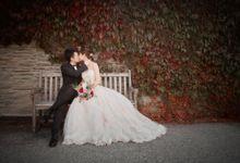 Mai and Makoto in Queenstown by Queenstown Pre-Wedding Specialist: James Hirata