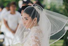 Wulan & Felix Wedding by BuanaPhoto