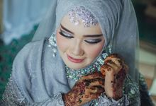 Tari & Hamsul Wedding by Kalimasada Photography